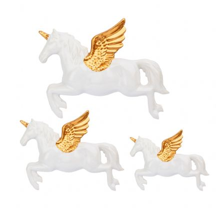 Flying Unicorns Wall Decoration